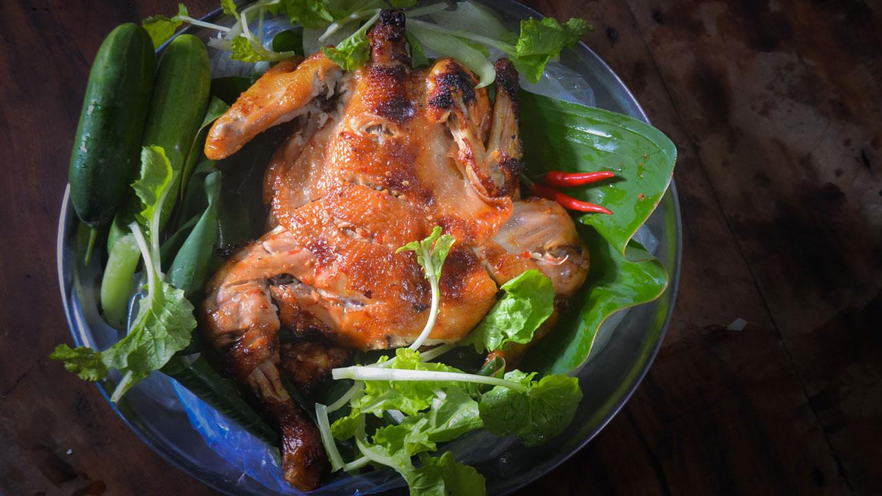 Resep Ayam Bakar Kecap Wangi