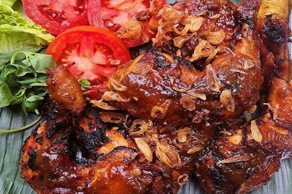 Resep Ayam Bakar Solo