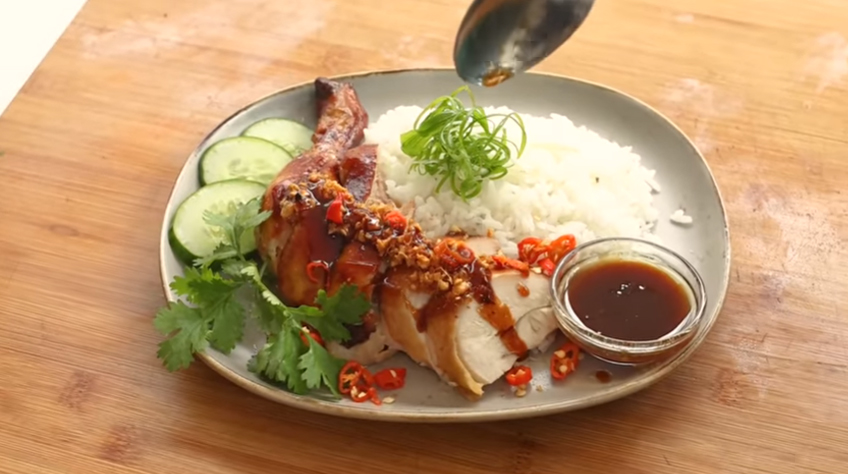 Resep Ayam Panggang Garing dan Super Empuk