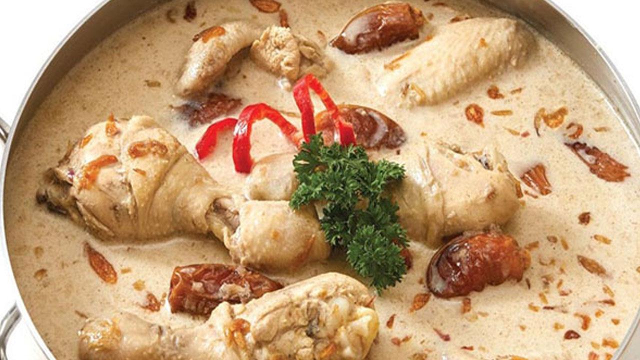 Resep Ayam Ungkep Susu