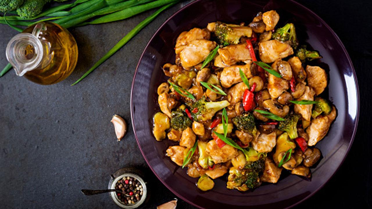 Resep Ayam Iris Paprika