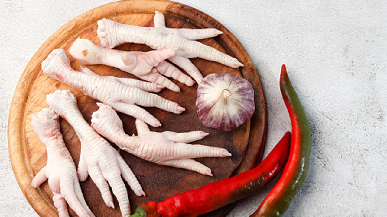 Resep Ceker Ayam Cocol Saus