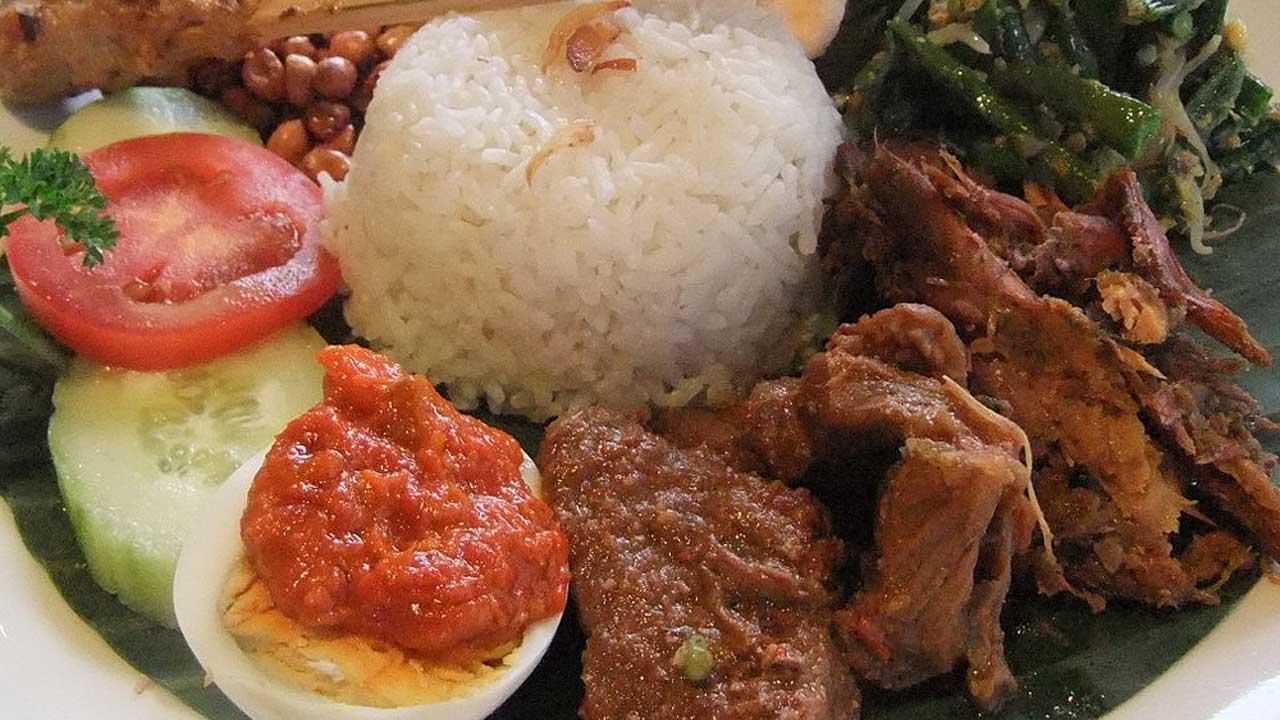 Resep Nasi Bebek Surabaya