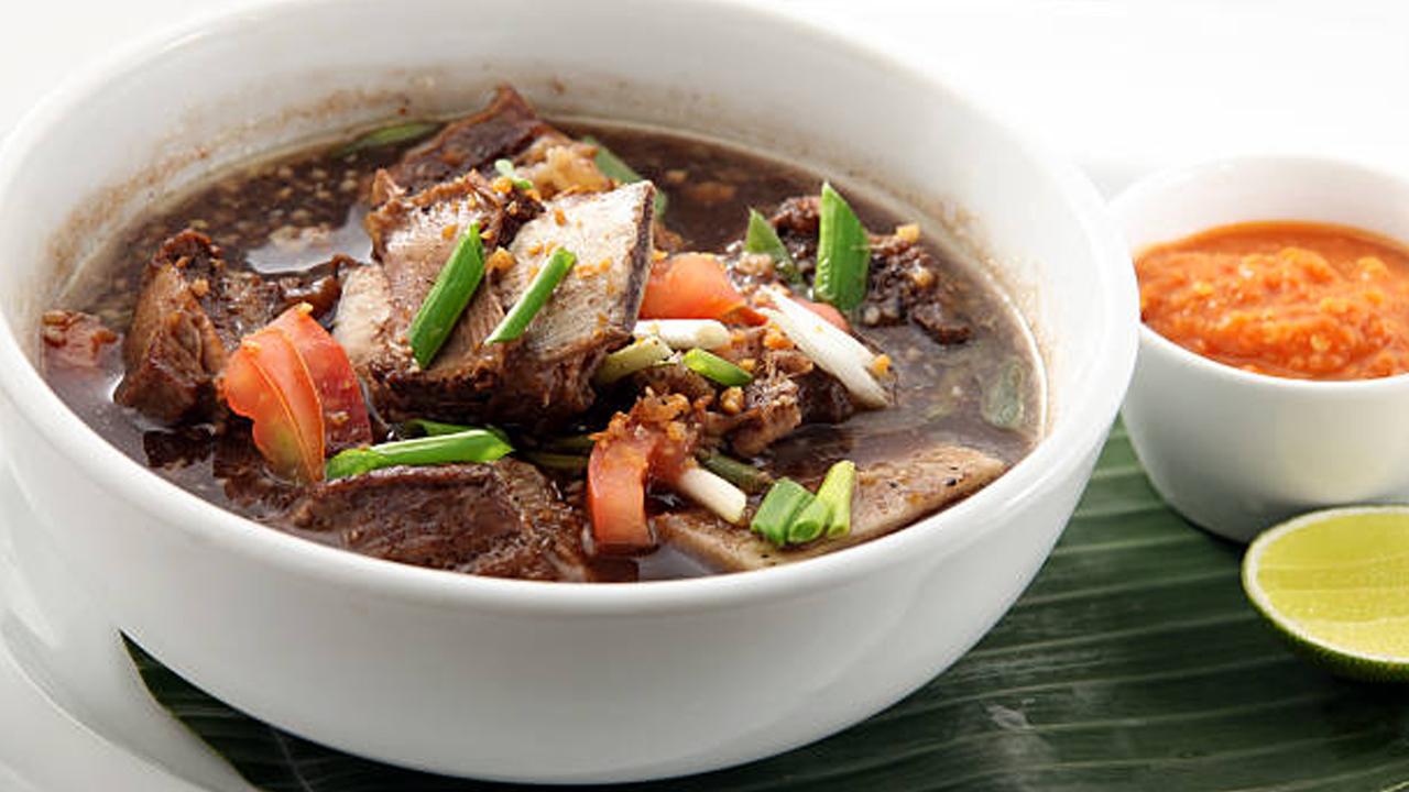 Resep Sup atau Sop Konro