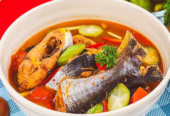 Resep Ikan Patin Saus Pedas