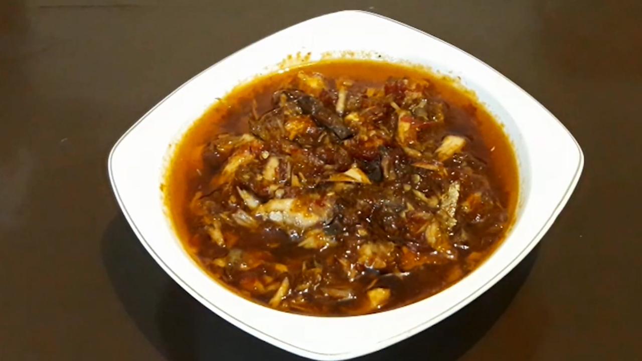 Resep Sambal Ikan Tongkol