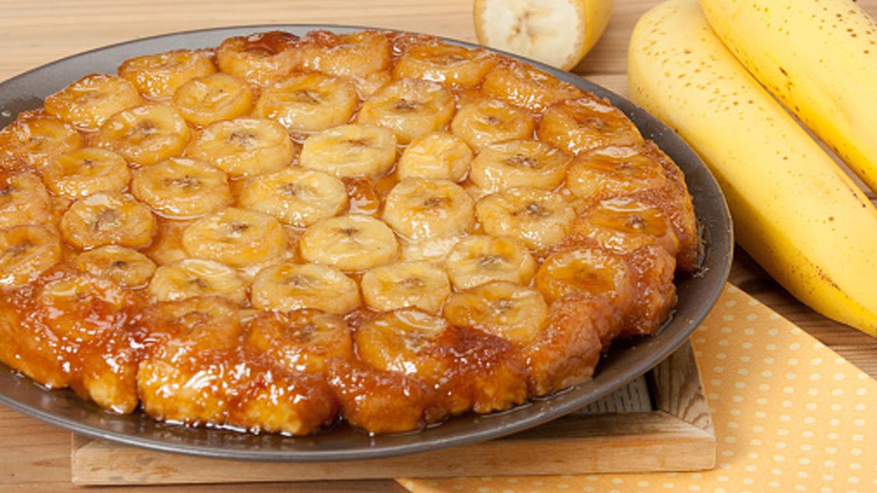 Resep Karamel Pisang Cake (Banana Caramel)