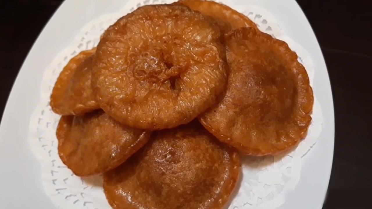 Resep Kue Cucur Jajanan Pasar Tradisional